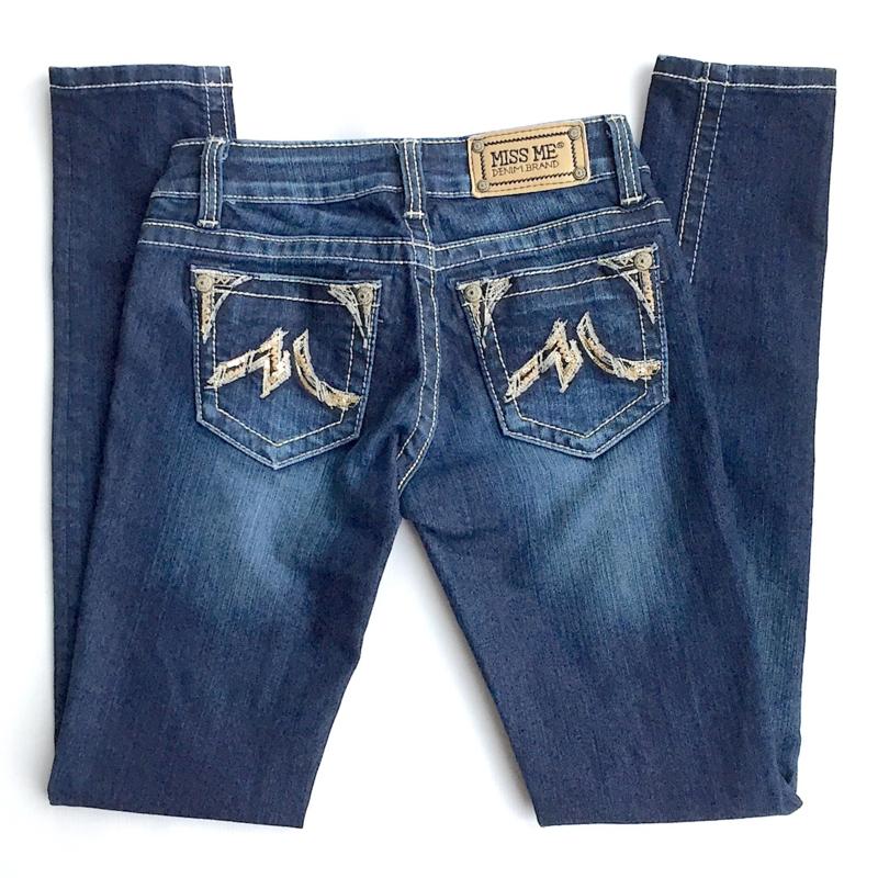 Miss Me skinny jeans JD1065S2