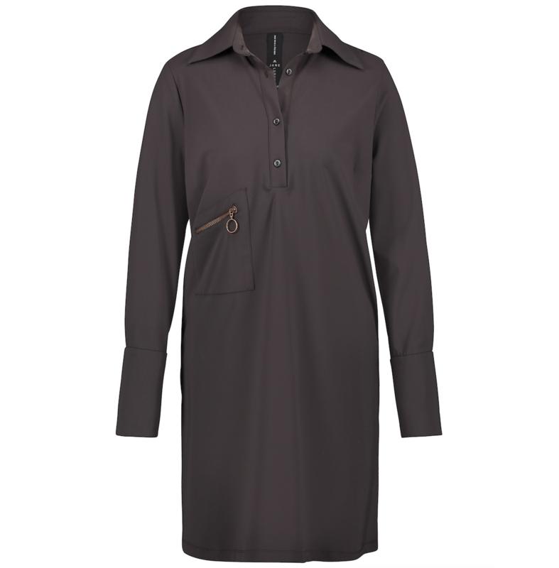 Jane Lushka bruine jurk Ema U920AW80EC