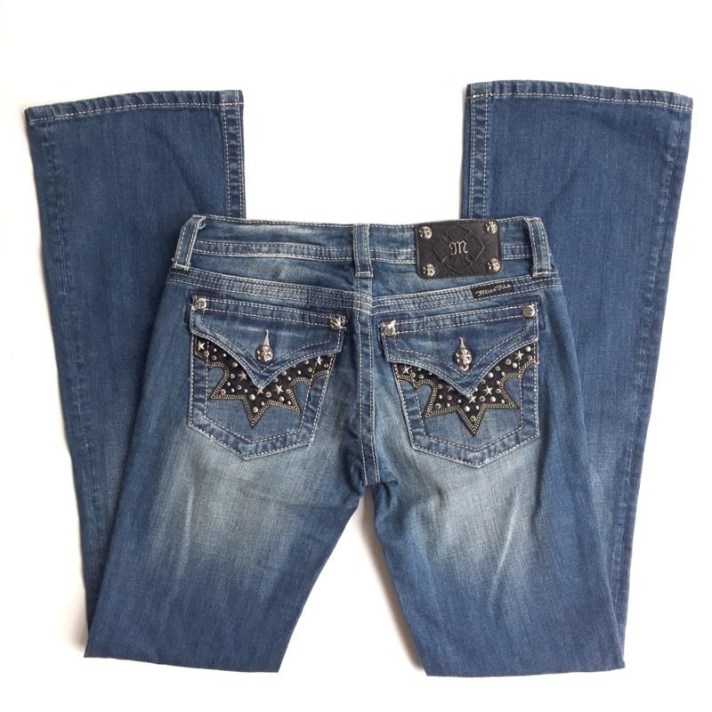 Miss Me bootcut jeans JW6064B