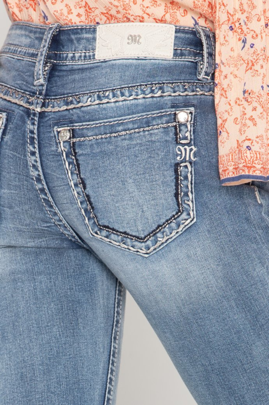 Miss Me mid-rise skinny jeans M5012S51