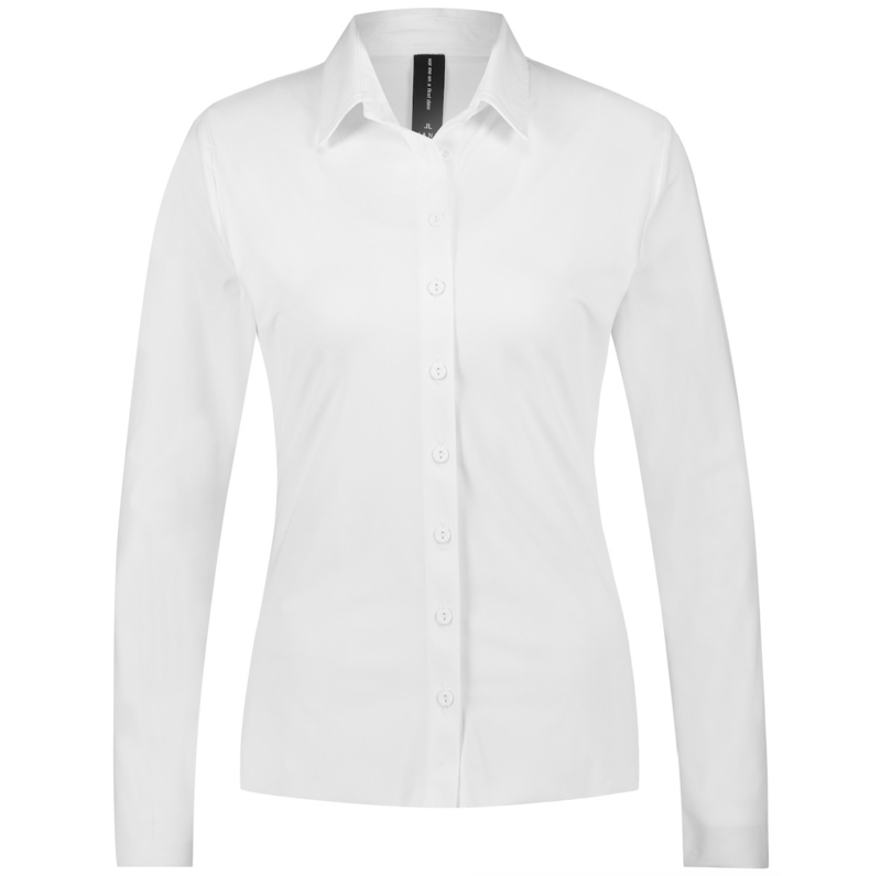 Jane Lushka 2021 witte blouse Betty BB710ULS