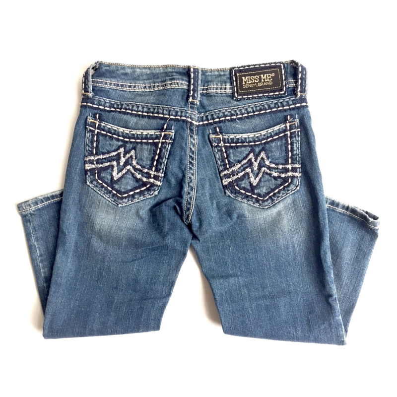 Miss Me sunny capri jeans (boven de knie)