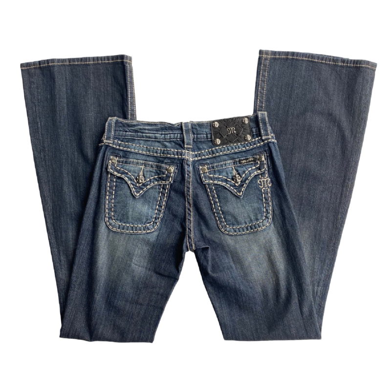 Miss Me bootcut jeans JS5148F7