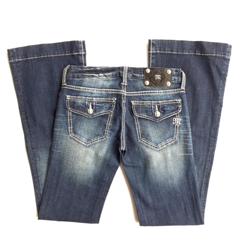 Miss Me bootcut jeans JS4480W11