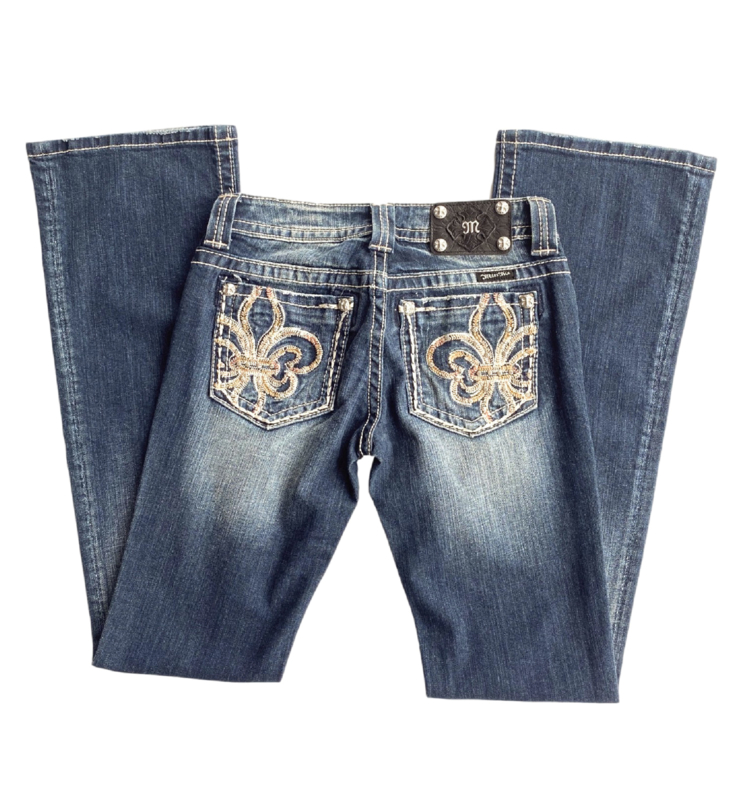 Miss Me bootcut jeans JP6112B