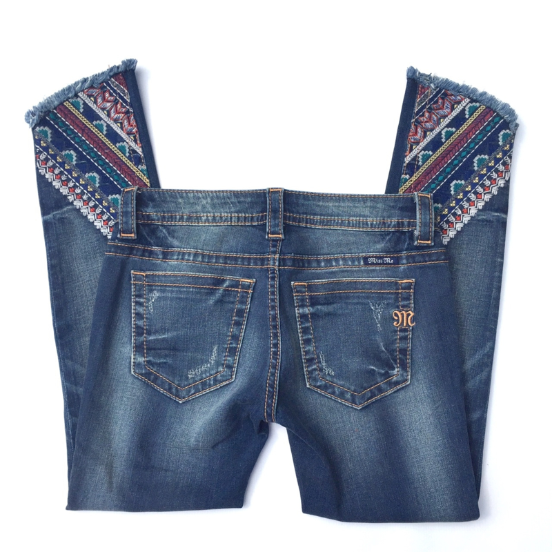 Miss Me Ankle skinny jeans JP7777AK