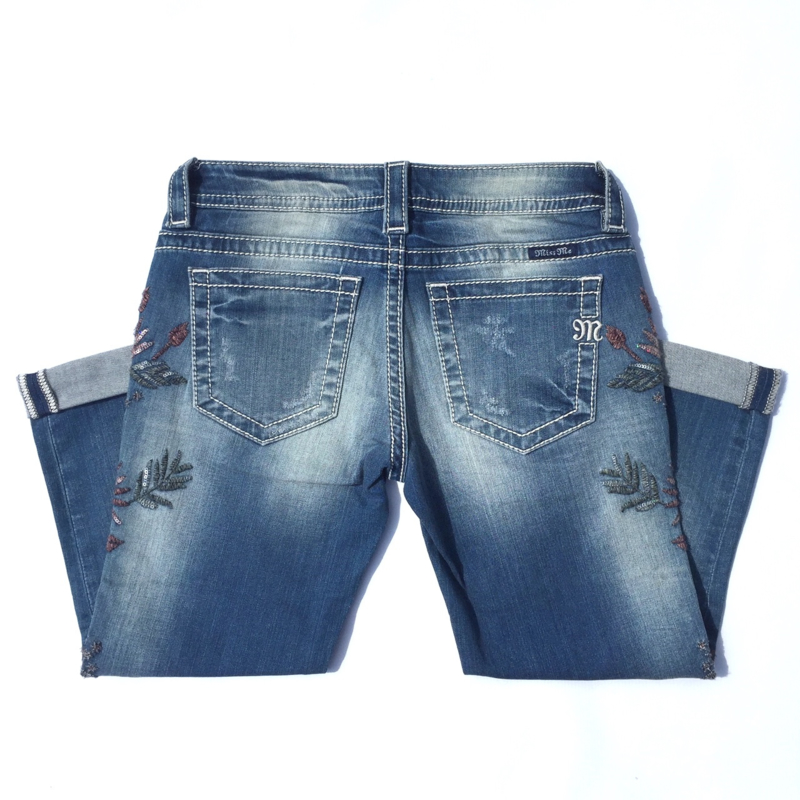 Miss Me Capri jeans JP7776P2