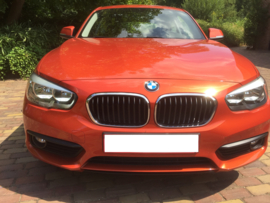 BMW 116i ADVANTAGE - Valencia Orange Metallic