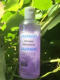 shampoo Lavendel - 250 ml