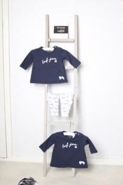 Mijlpaalkaarten zwangerschap | Zwart Wit (tweeling editie)