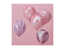 Ballon | Unicorn marble