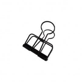 Binder clips (zwart)