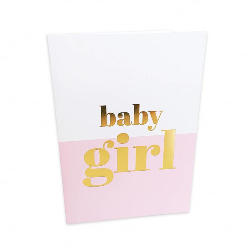 Kaart | Baby girl