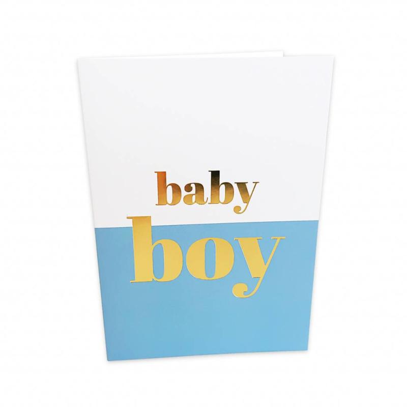 Kaart | Baby boy