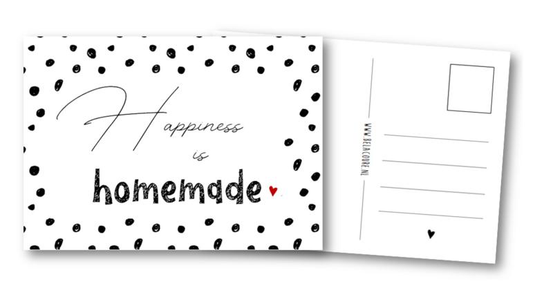 Kaart | Happiness is homemade