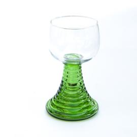 Wijnglas - roemer - vintage