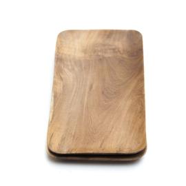 Serveerschaal - tray - teak - Original Home