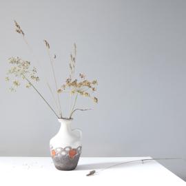 Vaas - vintage - Strehla Keramik
