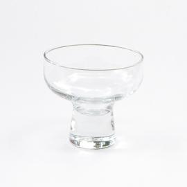 Coupe - glas - vintage - set van zes