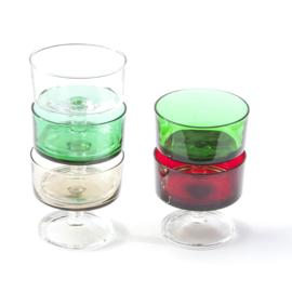 Glas - Cavalier - helder - vintage - Luminarc