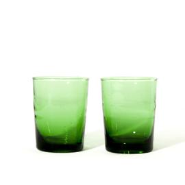 Waterglas - M - groen - Household Hardware