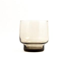Waterglas - vintage  - op voet - Luminarc