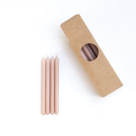 Lange potloodkaars - Rustik Lys - Blossom - 20 stuks