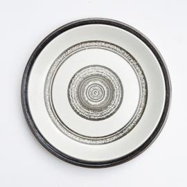 Serveerschaal - vintage - Staffordshire