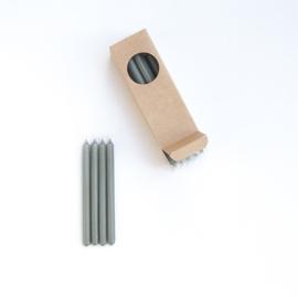 Lange potloodkaars - Rustik Lys - Stone - 20 stuks