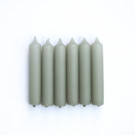 Kaars- Thyme - Rustik Lys - 6 stuks