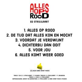 ALLES OP ROOD (EP)