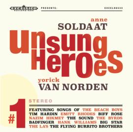 Anne Soldaat & Yorick van Norden - Unsung Heroes (CD)