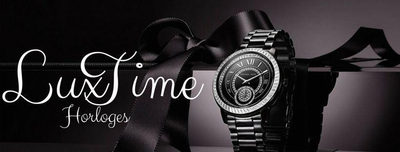 LuxTime Horloges I Laagste prijzen voor Michael Kors, Armani Fossil etc.