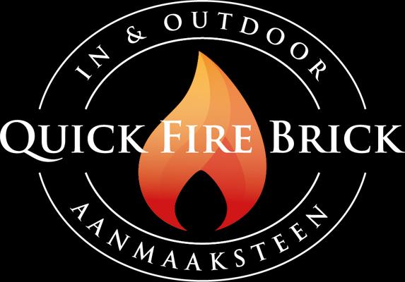 Quick Fire Brick is dé steen om snel en makkelijk uw openhaard mee aan te maken.