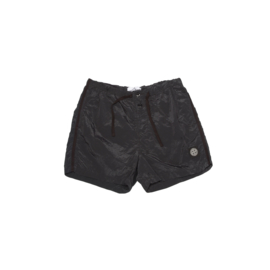 STONE ISLAND SWIMSHORT NYLON METAL BLACK