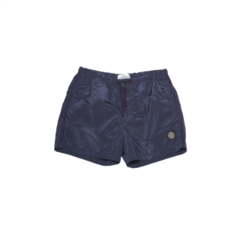 STONE ISLAND SWIMSHORT NYLON METAL BLUE