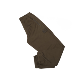 STONE ISLAND TROUSER GHOST PIECE OLIVE GREEN