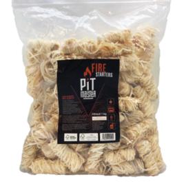 PitMaster Aanmaakwokkels 1 Kg