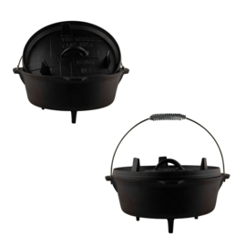 The Windmill Dutch Oven Middel