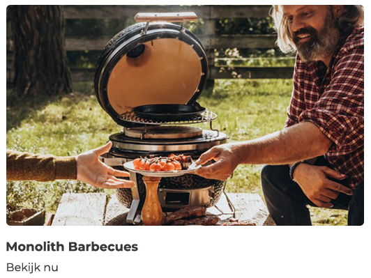 BBQhoorn - Monolith Barbecues