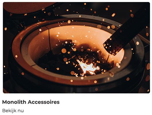 BBQhoorn - Monolith accessoires
