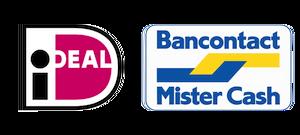 Veilig betalen met iDeal en Bancontact