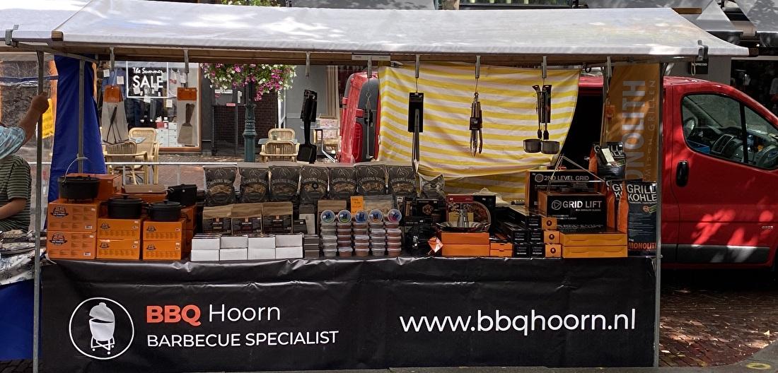 Zaterdagmarkt Hoorn - BBQ Hoorn