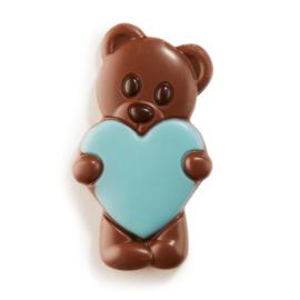 Zakje met beertjes blauw