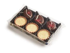 Brievenbus bonbons 6 stuks