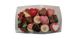 Bonbons doos liefde