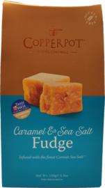 Fudge caramel & sea salt