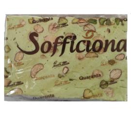Italiaanse nougat pistache