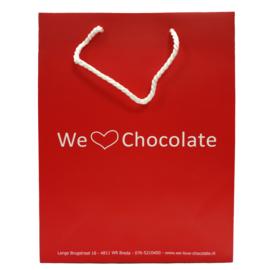 Verrassingstas, gevuld met heerlijke chocolade!