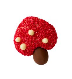 Zakje met paddenstoelen